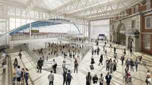 UK busiest railways