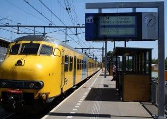 GSM-R în Olanda