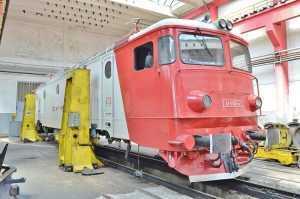reparații osii la locomotive licitație pentru repararea locomotivelor pază la Depoul de Locomotive Cluj