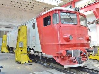 pază la Depoul de Locomotive Cluj
