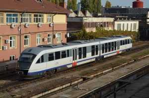Desiro defect circulație feroviară întreruptă