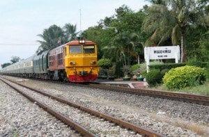 Eastern Orient Express Nong Hin Thailand