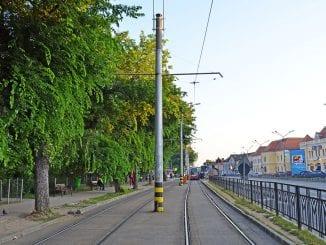 O noua statie tren-tramvai in Oradea
