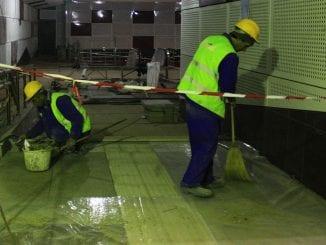 Metroul bucurestean va fi dotat cu benzi pentru ghidare