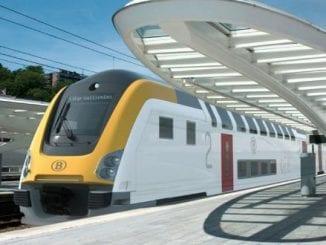 gratis cu trenul în Belgia