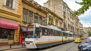 Investitiile in parcul de tramvaie din Romania