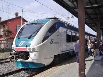 grevă feroviară în Italia