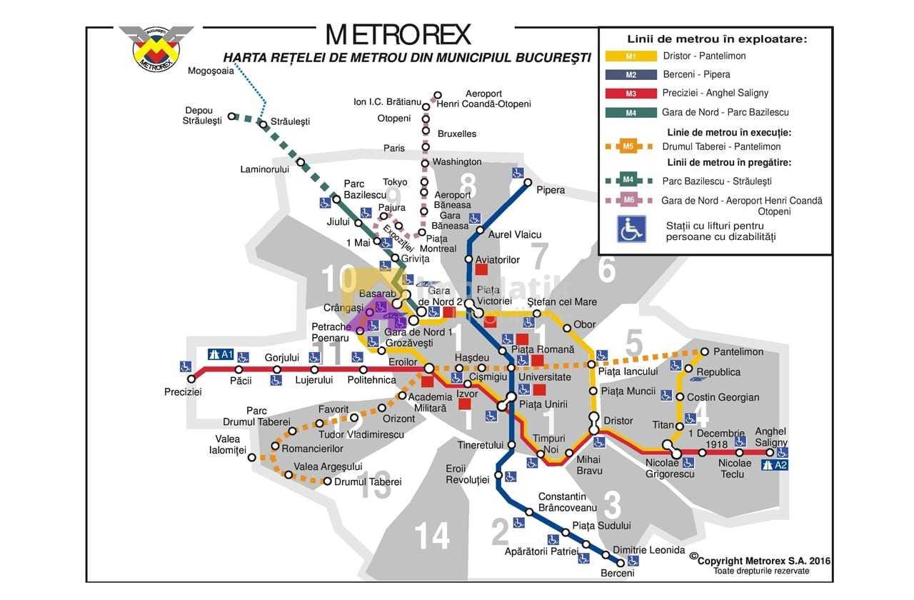 Gcmb Aproba Construirea Magistralei 6 De Metrou