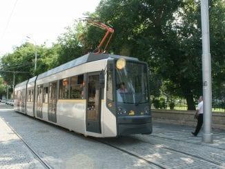 noua AGA a STB tramvaiele Bucur LF