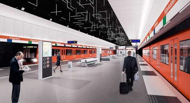 Espoo Metroasemat