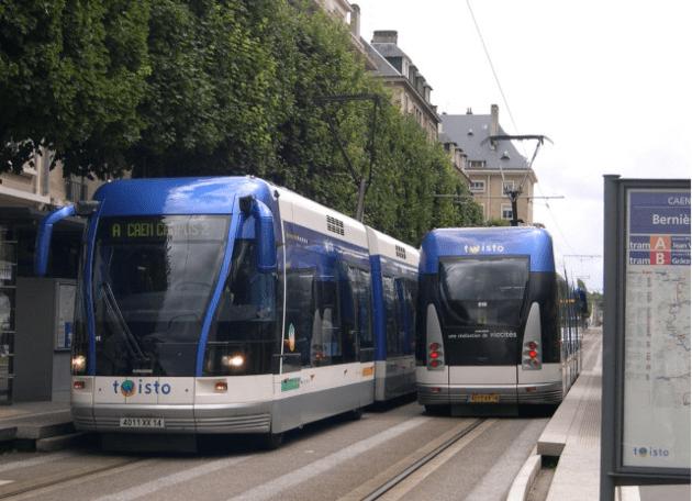 Franta caen la mer cumpara 23 de tramvaie citadis for Caen la mer piscine