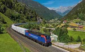 18 Vectron-Lokomotiven bestellt / 18 Vectron locomotives ordered