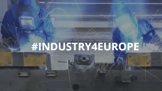 Joint Declaration signed for an ambitious EU industrial strategy