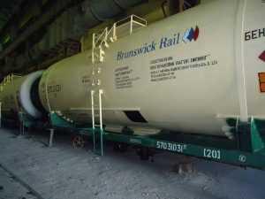Brunswick-Rail