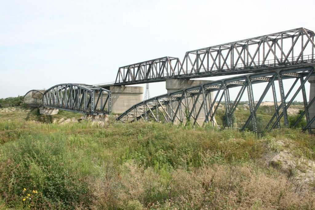 licitația pentru podul Grădiștea