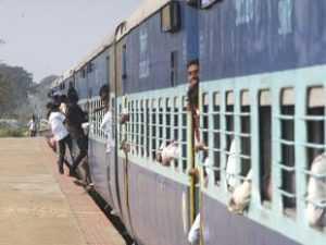 India rămâne fără trenuri