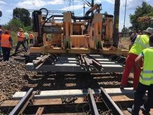 licitație pentru reparație linie ferată