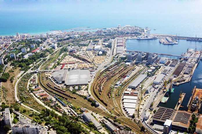 repararea liniilor ferate din Portul Constanța Constanța Port Terminal Ferry-Boat infrastructura feroviară din Portul Constanța
