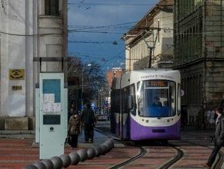 internet gratuit în tramvaiele din Timișoara Primaria Timisoara si ADR Vest semneaza contract de finanter pentru tramvaie