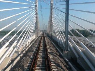 cu trenul în Bulgaria