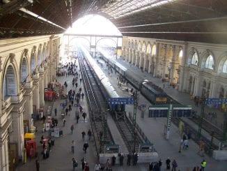 trenuri spre Budapesta
