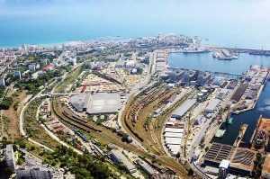 cereale în Portul Constanța