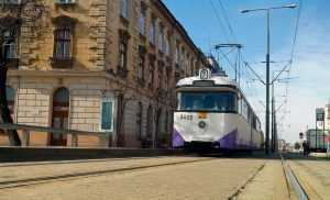 tramvaie din Timișoara