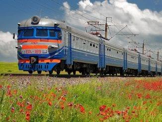 trenuri oprite pe Valea Jiului