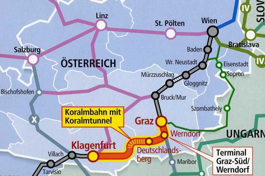 Guvernul Austriac Taie Din Investitiile Pentru Calea Ferata