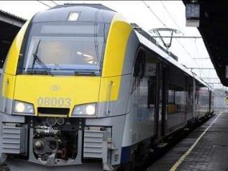 angajări la calea ferată din Belgia