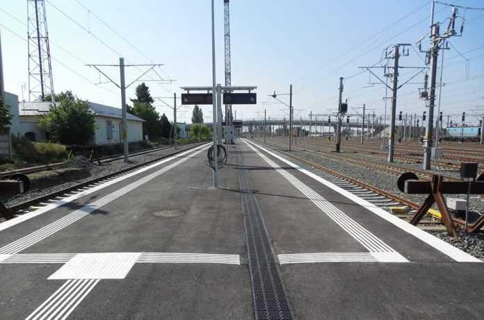 staționarea marfarelor la frontieră cu trenul din Italia