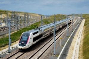 linia de mare viteză Budapesta-Cluj TGV a ajuns cu întârziere