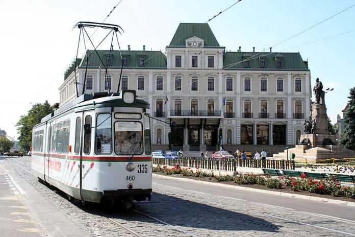 subvenția pentru transportul public din Iași linie de tramvai din Iași transport public gratuit tramvaiele din Iași proiect de mobilitate urbană
