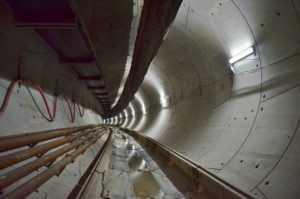 Finisajele la metroul Drumul Taberei