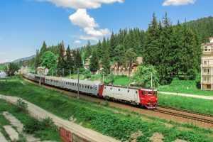 SF Predeal-Brașov trenurile de pe Valea Prahovei