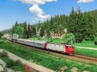 trenurile de pe Valea Prahovei