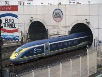 control vamal la Eurostar