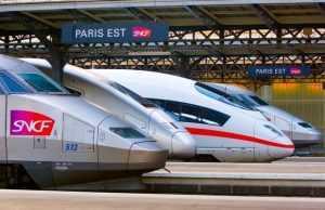 rețea feroviară de mare viteză