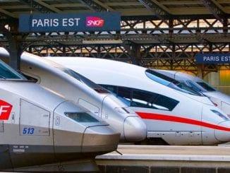 greva feroviarilor din Franța