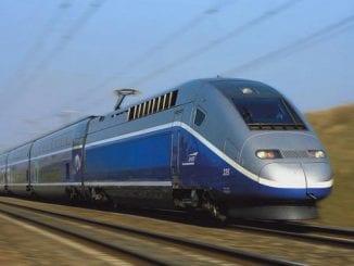 TGV Budapesta - Varșovia TGV spre Budapesta