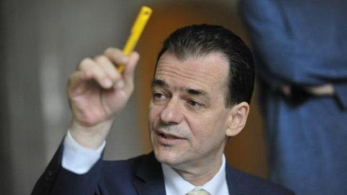 Orban nu a mers cu trenul asumarea răspunderii Ludovic Orban despre calea ferată respingerea Rovanei Plumb miniștrii Transporturilor pentru calea ferată