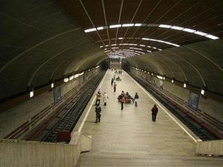 cădere de tensiune la metrou dezinfecție la metrou Metrorex vrea becuri