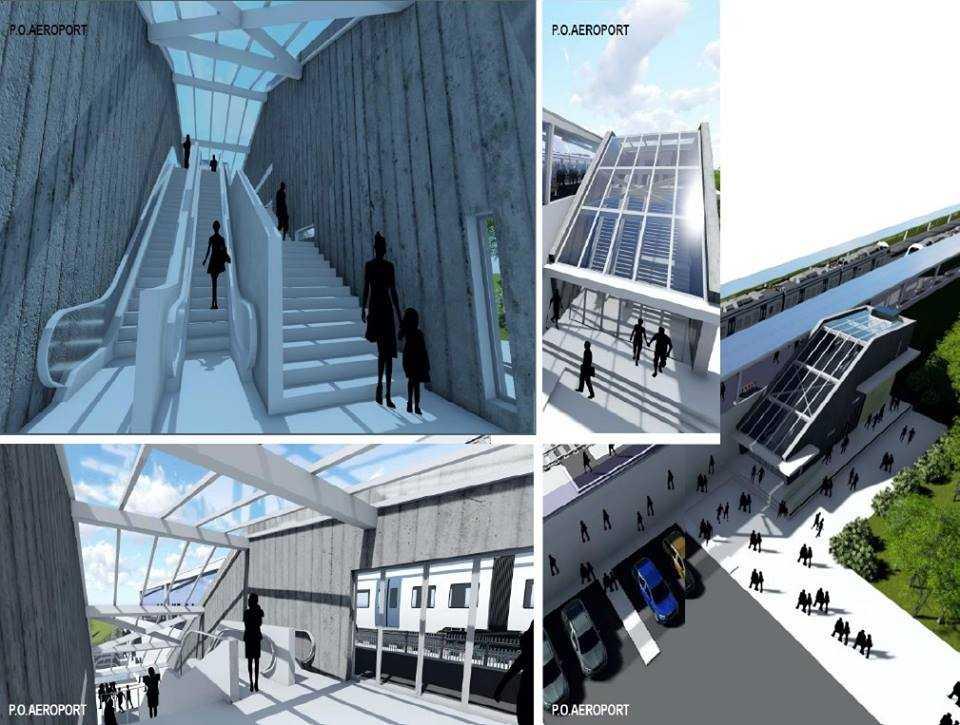 dublarea căii ferate Mogoșoaia-Balotești planul B pentru Euro 2020