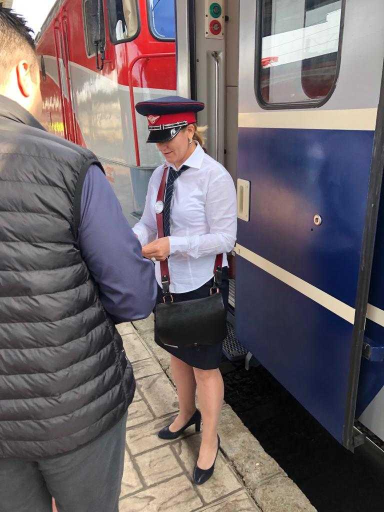 tren rapid spre Constanța cuc a mers cu trenul