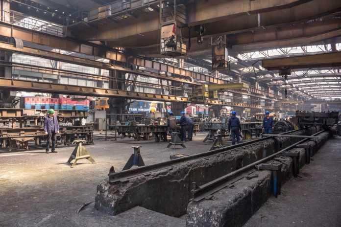 repararea locomotivelor CFR Călători reparații la locomotivele CFR Călători a renăscut Reloc