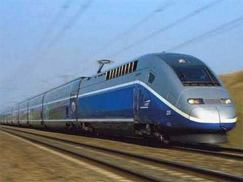 sistemul feroviar din Franța