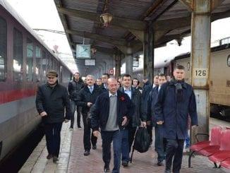 trenurile Intercity miniștrii Transporturilor pentru calea ferată