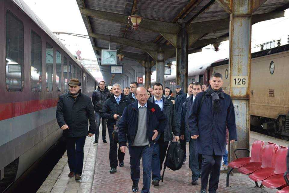 miniștrii Transporturilor pentru calea ferată