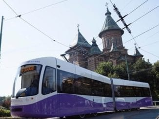 tramvaie autonome în Timișoara
