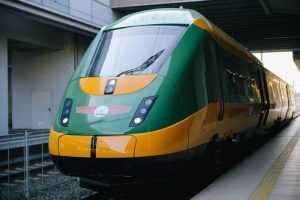 Astra Transcarpatic tren pentru sezonul estival tren privat la Mangalia